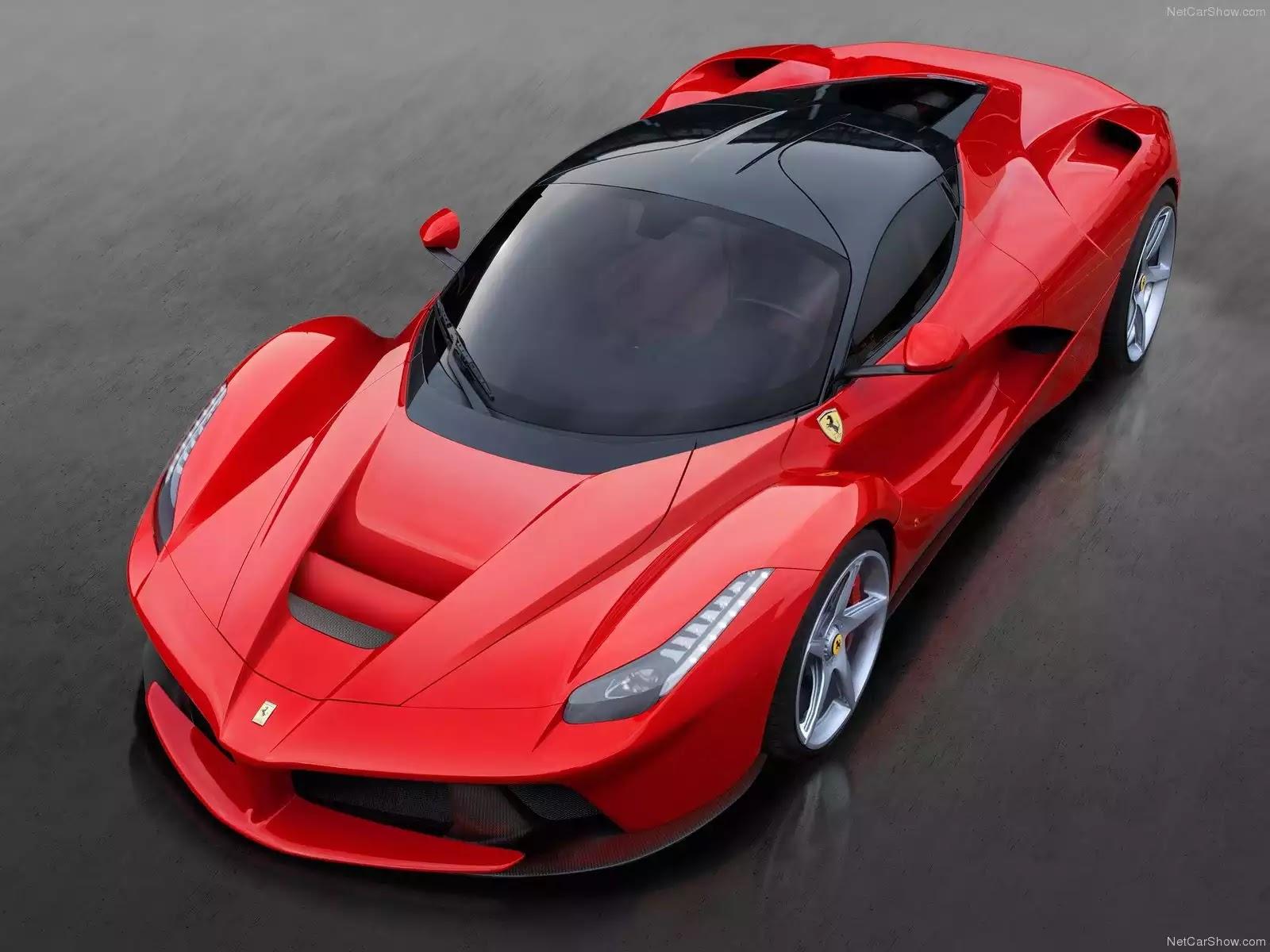 Hình ảnh siêu xe Ferrari LaFerrari 2014 & nội ngoại thất