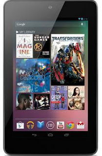 Google Nexus 7 2012 - Full tablet specifications