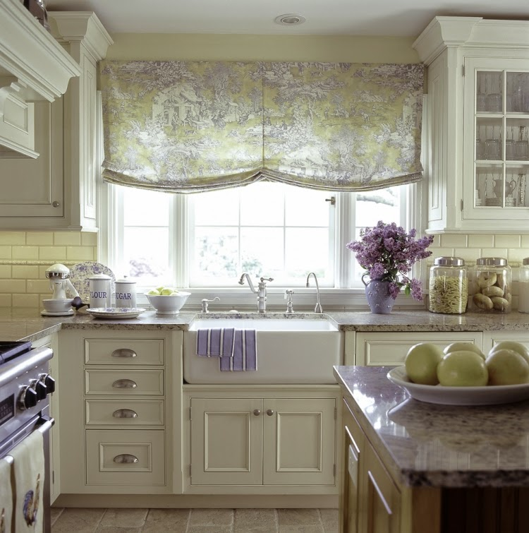 Kitchen Window Curtain Ideas For Modern Kitchen