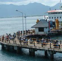 Arus Mudik Pelabuhan Gilimanuk Mulai Menurun