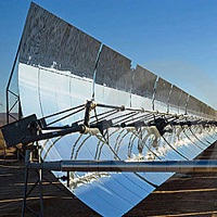 Espelhos solares iluminam cidade Norueguesa