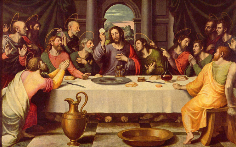 Bread and Betrayal – Holy Week Thursday