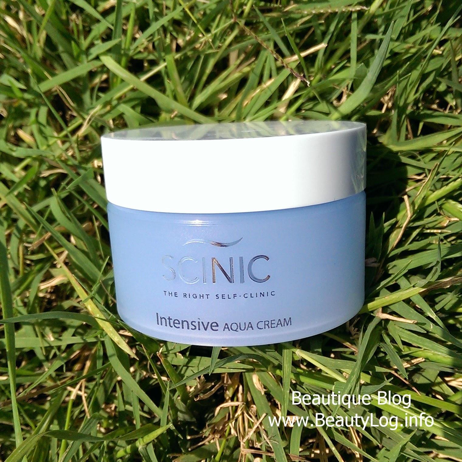 Scinic Intensive Aqua Cream