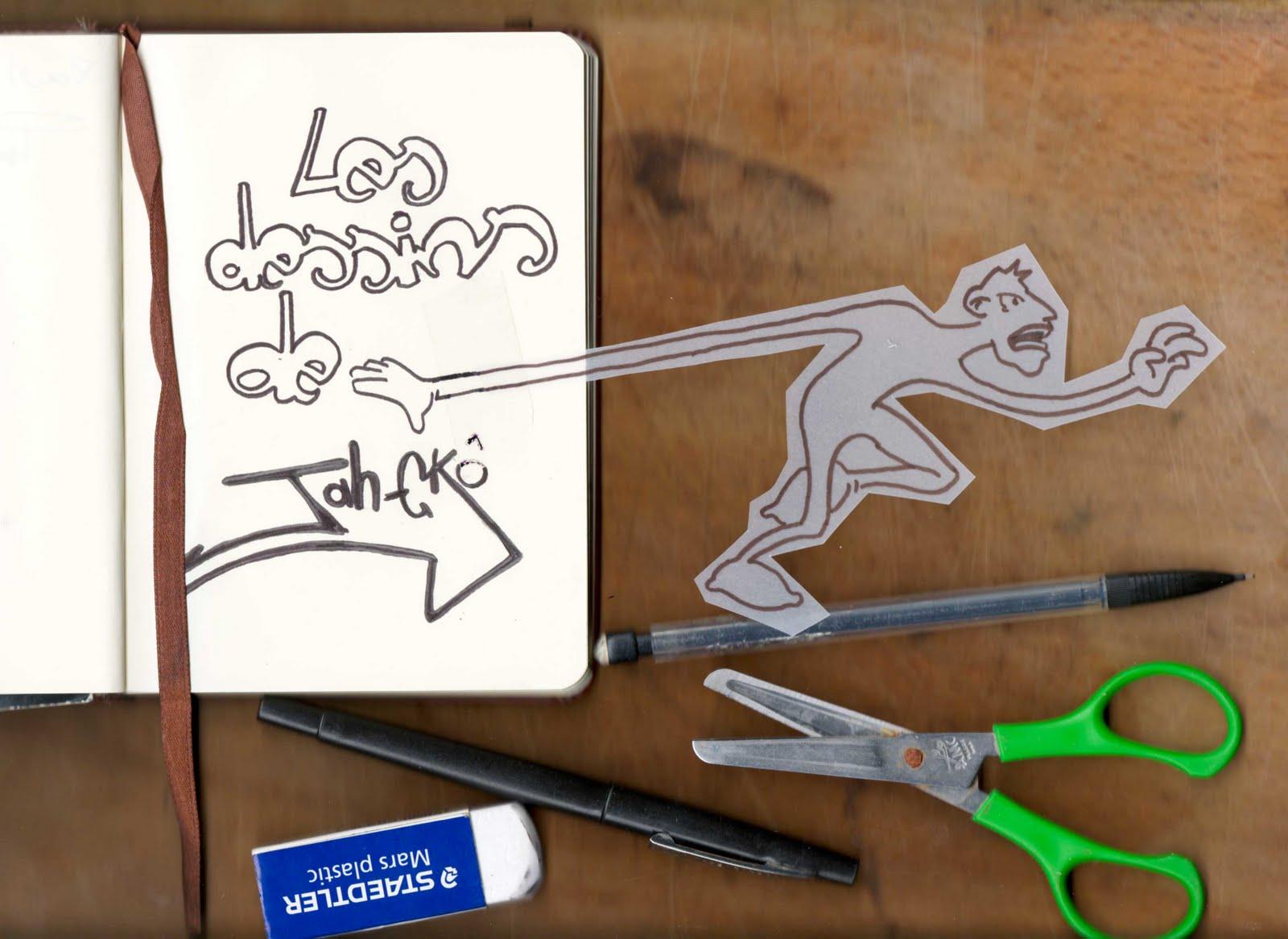 Les dessins de Jah-ckÔ