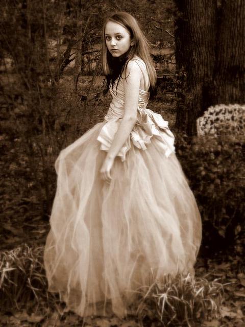 Elegant Gothic Prom Dresses Design | Handmade Victorian, Steampunk ...