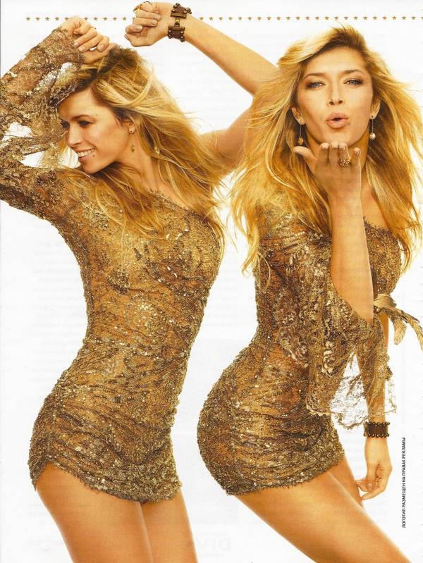DM Singles Tour - Hot Ukranian Beauty Vera Brezhneva!