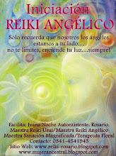 Iniciación Reiki Angélico