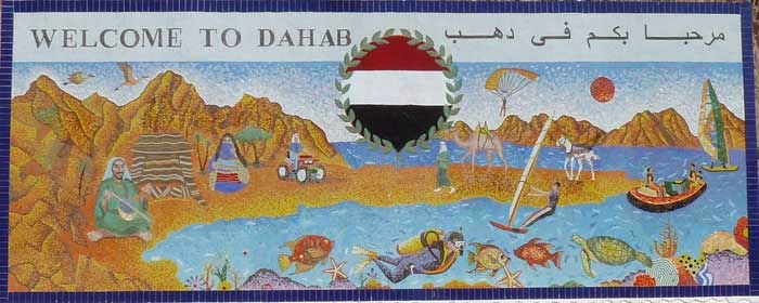 Welcome to Dahab