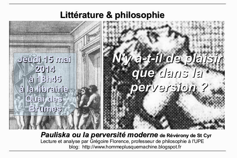 Littérature philosophante