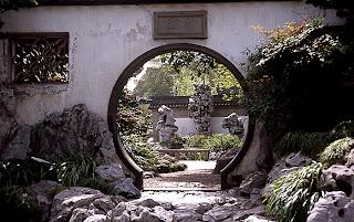 Inside Yu Garden Shanghai