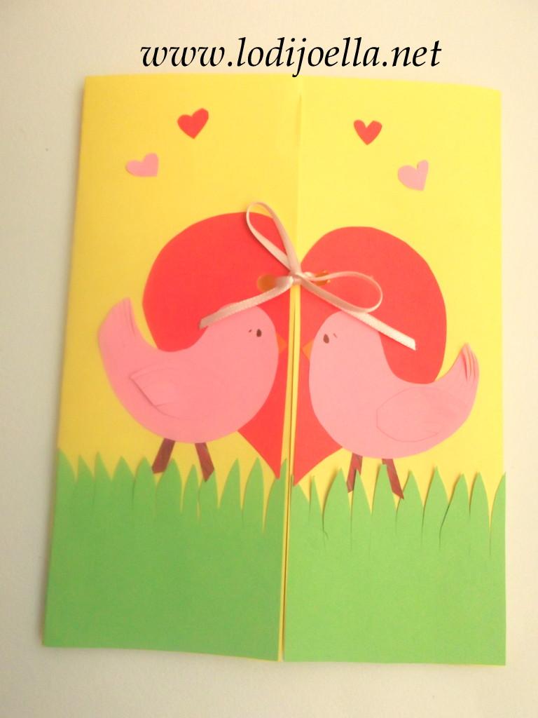 Como hago una tarjeta para el d a del amor y la amistad - Tarjetas de navidad manuales ...