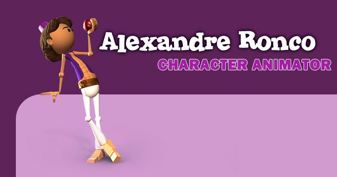 Alex Ronco Reel