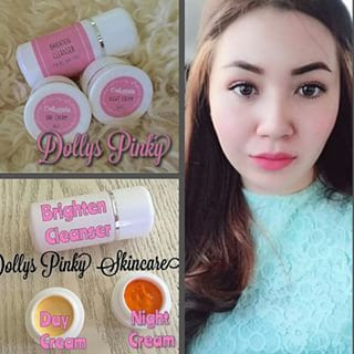 Image result for dollys pinky skincare bahaya