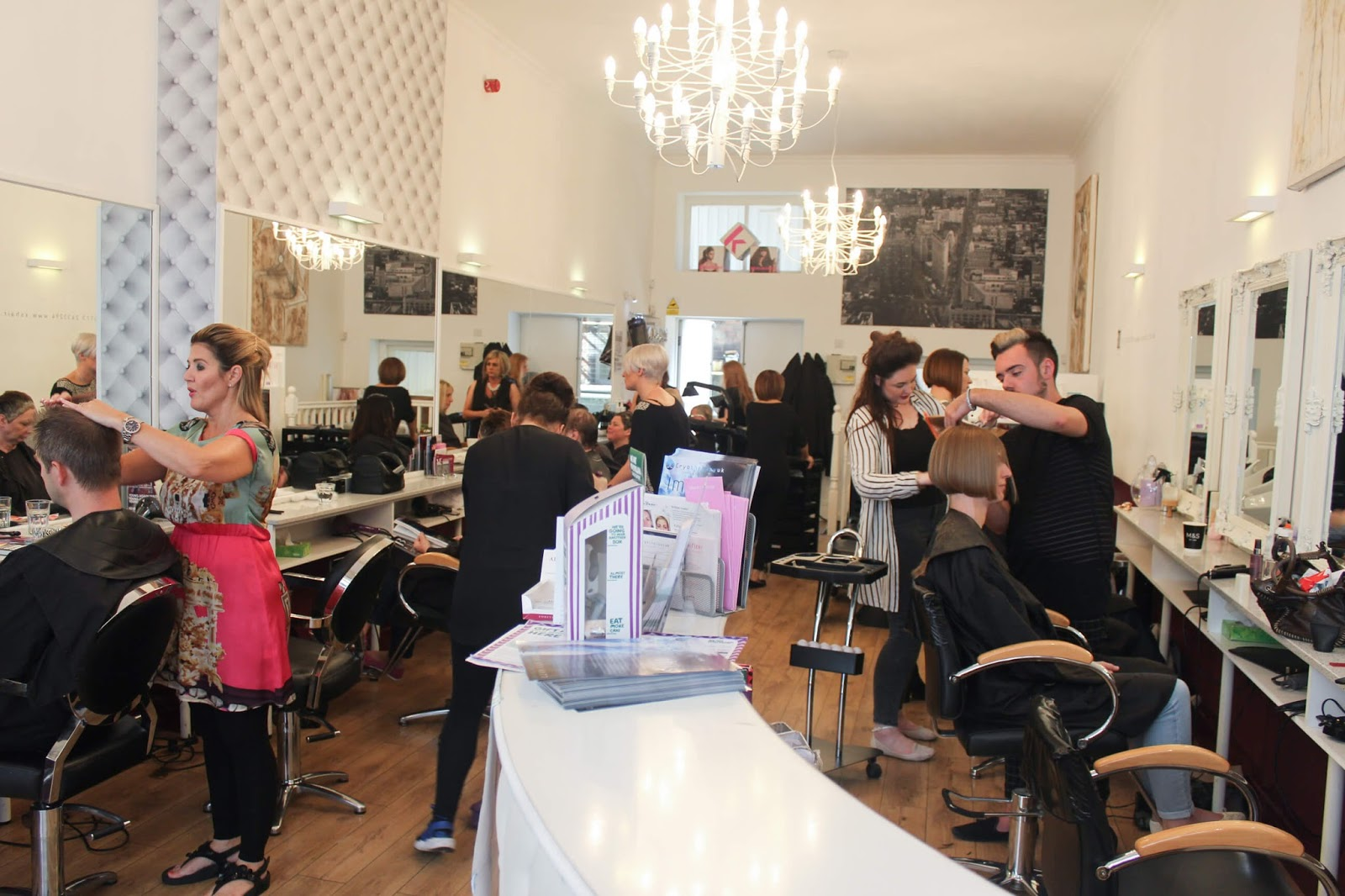 XS Hair Salon Review