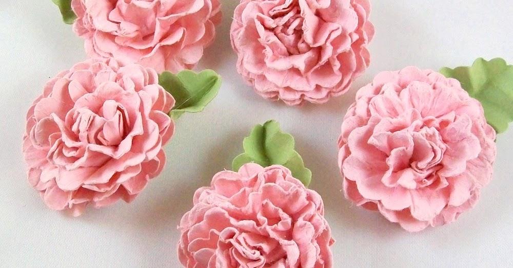The secret life of paper handmade paper flowers a tutorial - Simple handmade paper flowers ...