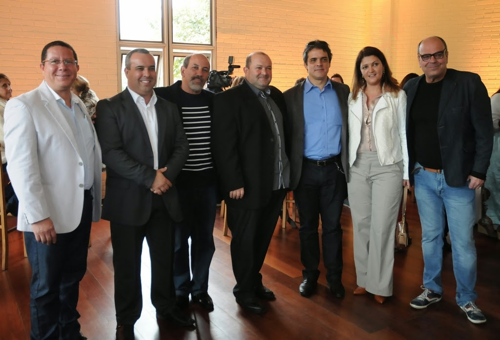 Eugênio Nascimento, Maurício Lopes, Arnaldo Almeida, Márcio Catão, Mauro Lopes Rego, Cléo Jordão e Ronaldo Fialho