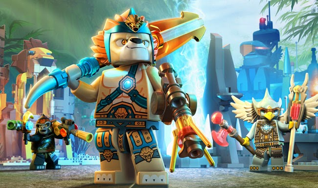 LEGO Legends of CHIMA Online Now Available for iOS Devices ...