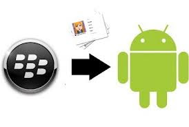 Cara Mudah Salin Kontak Blackberry ke Android
