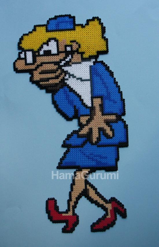 Trabajos HamaGurumi (Mini) - Página 3 Hamagurumi_hama_beads_mortadelo
