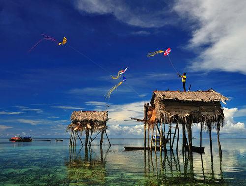 badjau houses