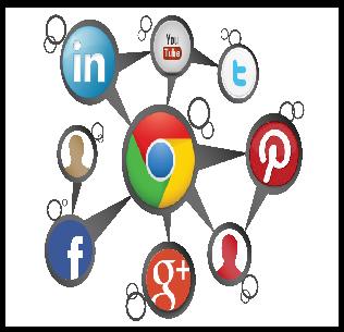 social network social media google plus