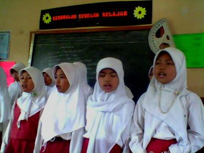 Kelas 5  thn ajaran 2009-2010