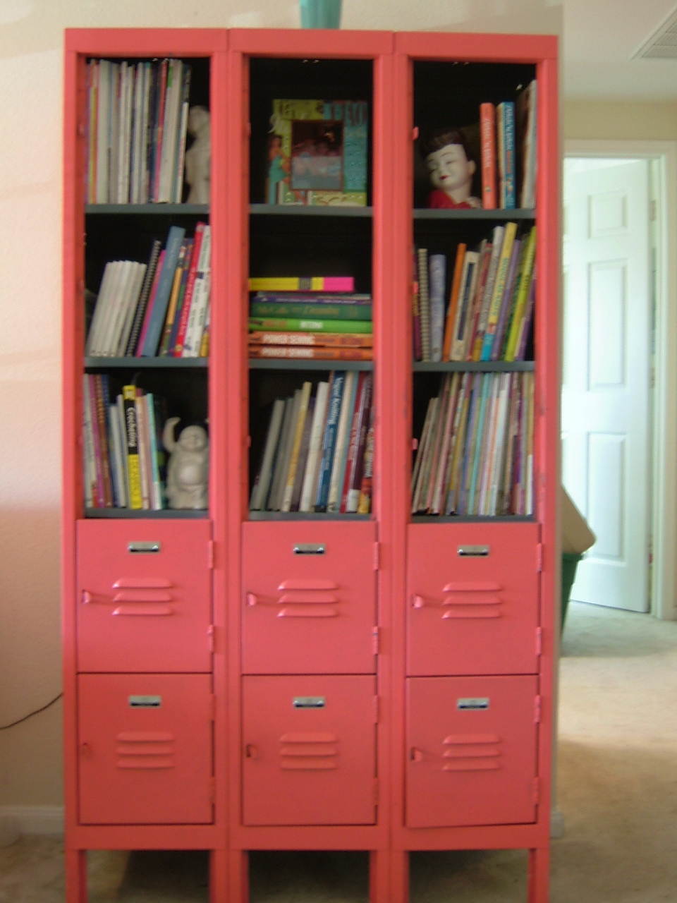 First A Dream School Lockers Inspiration