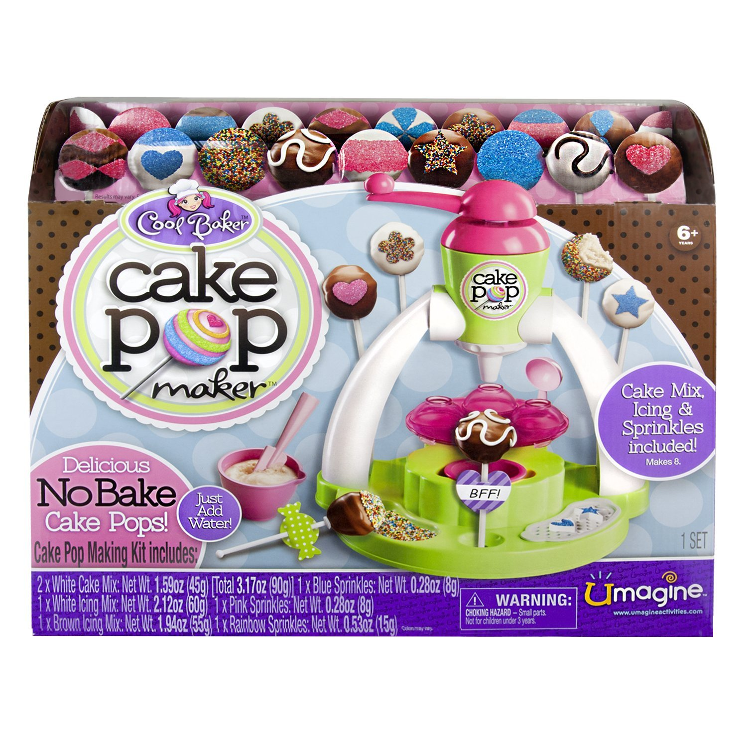 flip out mama cool baker cake pop maker review. Black Bedroom Furniture Sets. Home Design Ideas