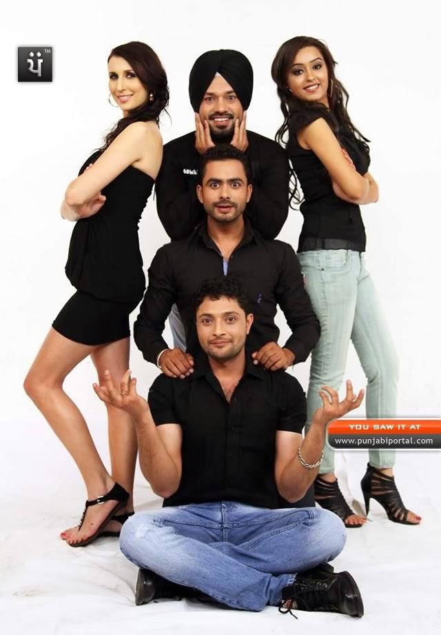 watch free yaar pardesi 2012 punjabi movie online