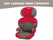 10 sièges auto Travel Safe de Safety 1st à gagner