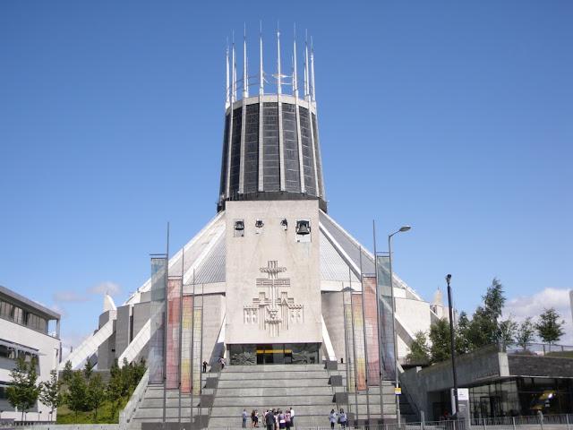 Catedral Metropolitana, Liverpool