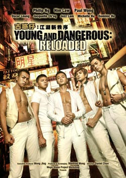 Young And Dangerous: Reloaded 2013 poster