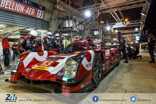 Le Mans Prototype, 2015