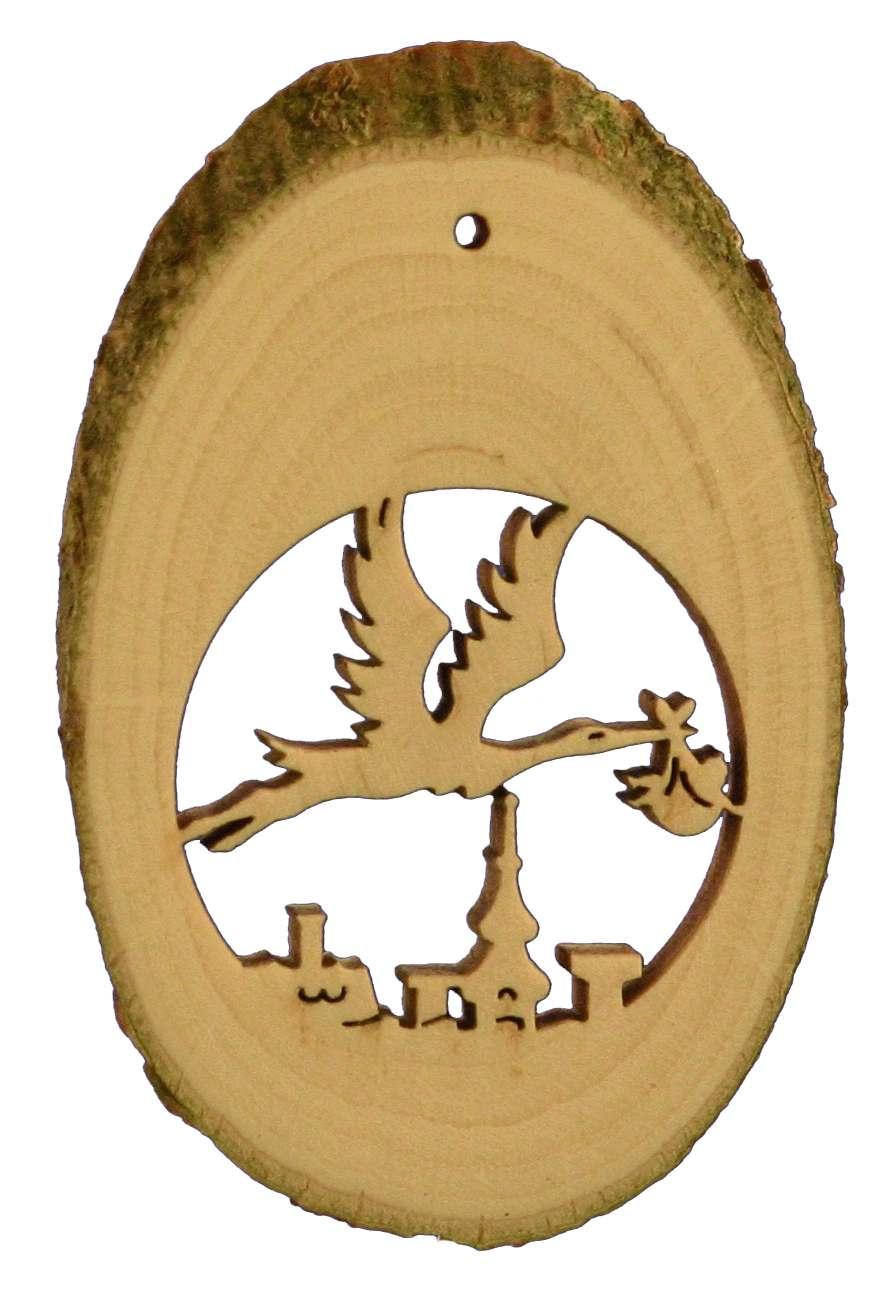 Nieuwe houten decoratie van finkbeiner for Houten schijven decoratie