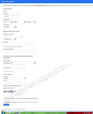 email hotmail.com