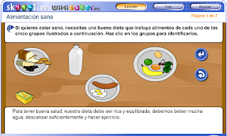 http://www.skoool.es/content/science/healthy_eating/index.html