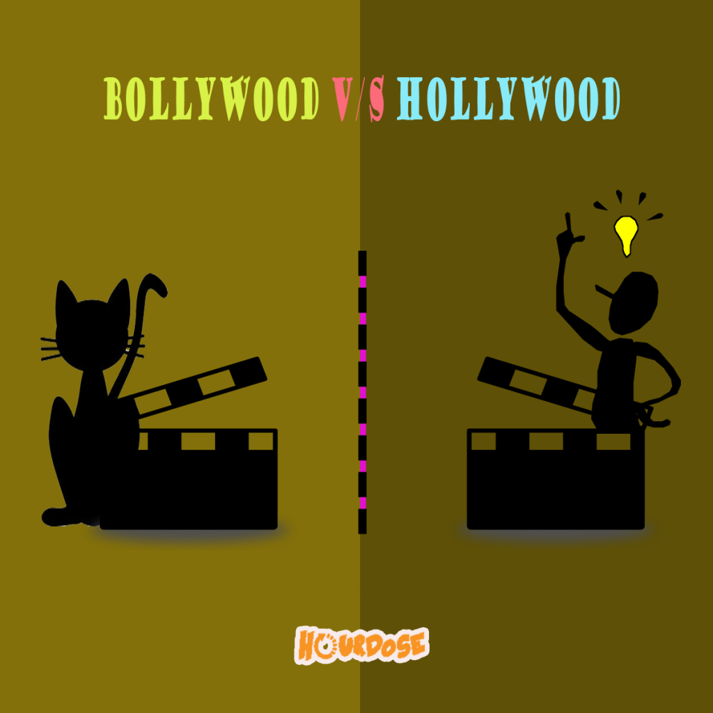 Top 10 Noticeable Differences Between Hollywood And Bollywood