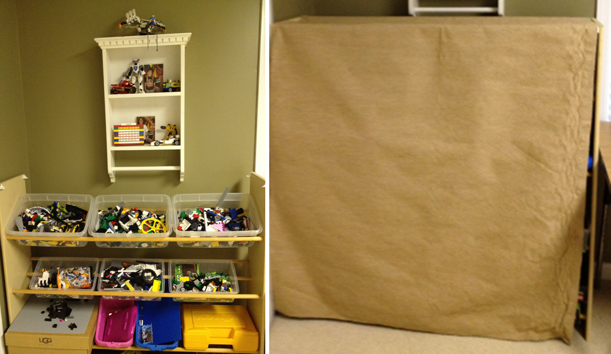 Create a Tiered Multi-Bin Toy Storage Organizer & CasaLupoli: Create a Tiered Multi-Bin Toy Storage Organizer
