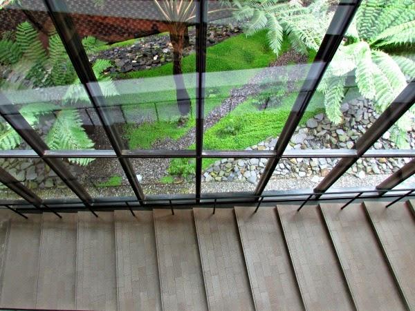 de Young Museum // Stairway