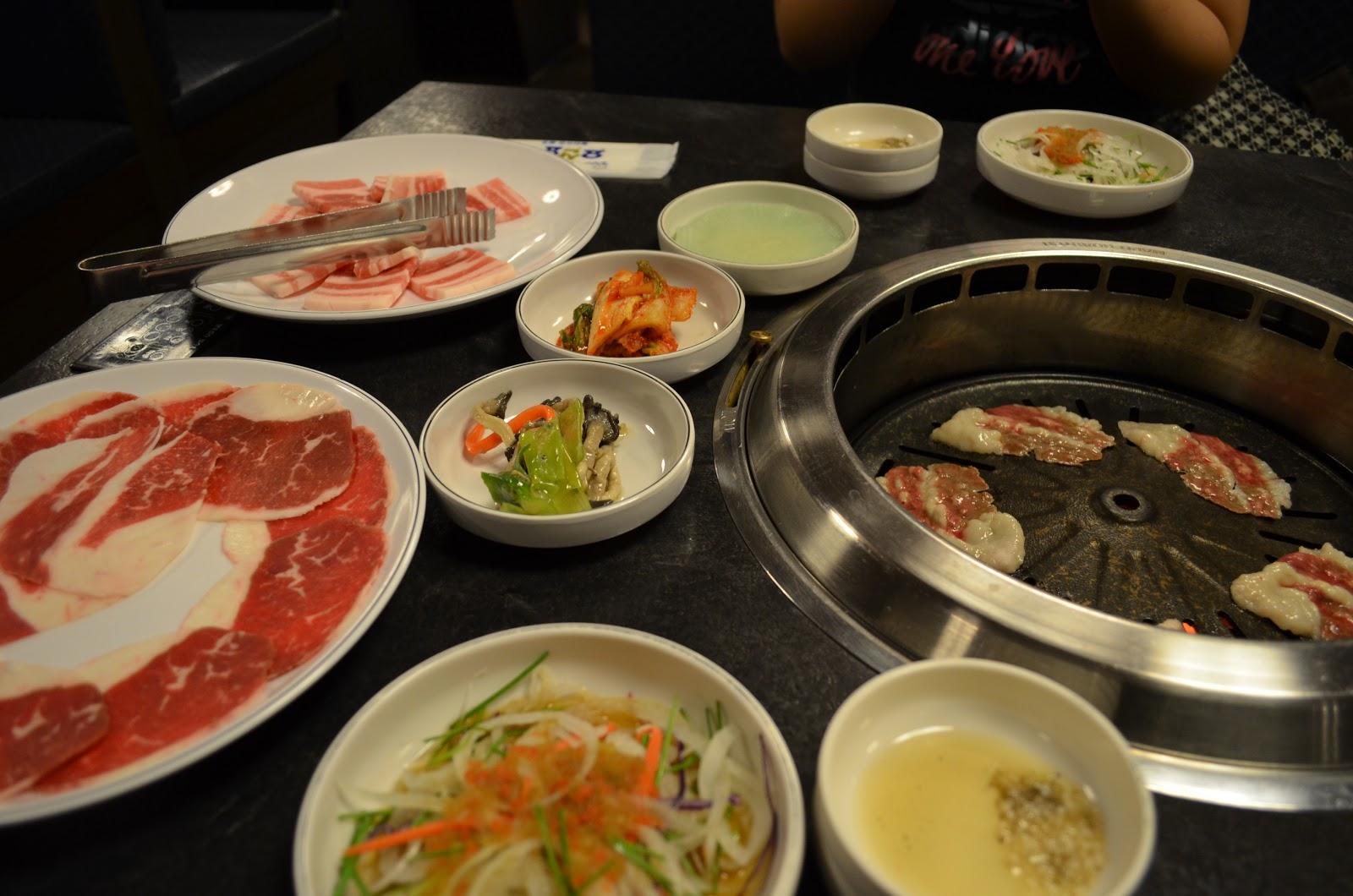 Seoul, Korea Day 1 - Namdaemun, Myeongdong, Woori Garden ...