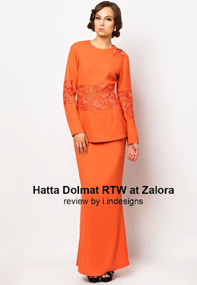 stylish baju kurung for raya