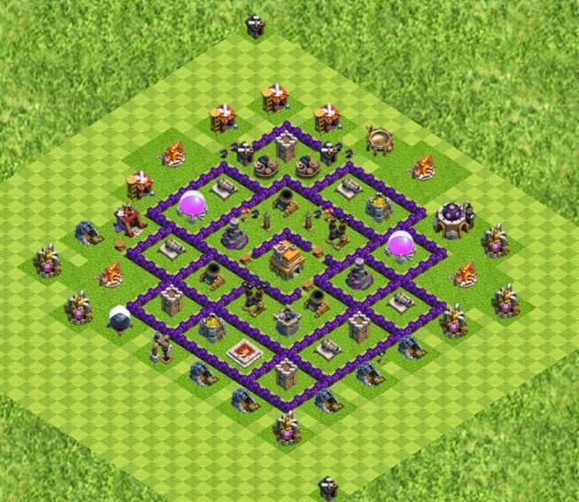 summoner s layout para cv 7 guerra