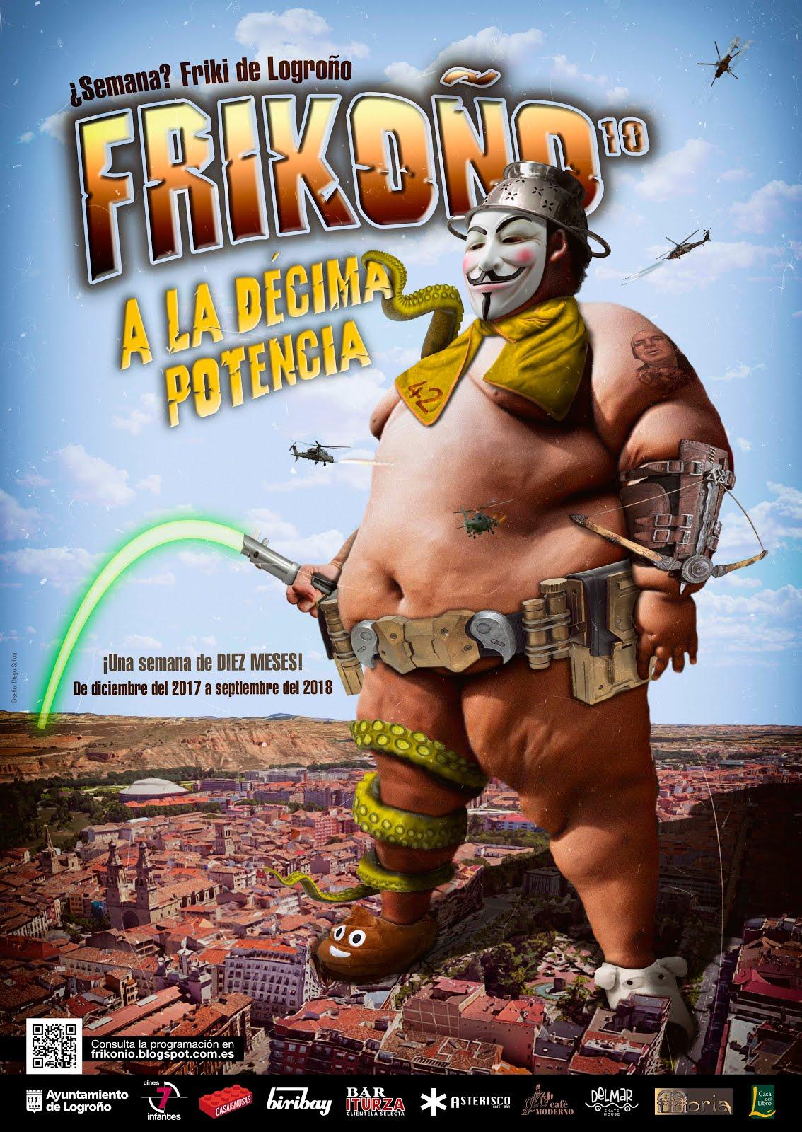 Semana Friki de Logroño
