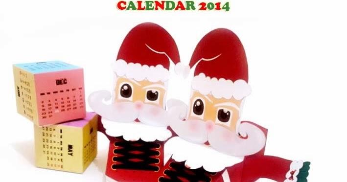 JoeL ~ J2: Santa's Sneaker Calendar 2014 Papertoy    Surabaya Youth ...
