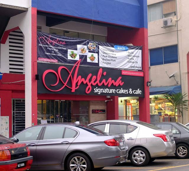 Angelina @ Damansara Jaya
