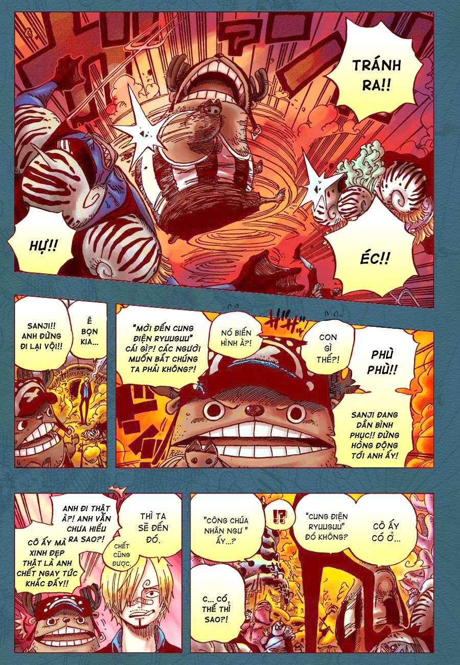 614 09, One Piece chap 615    NarutoSub