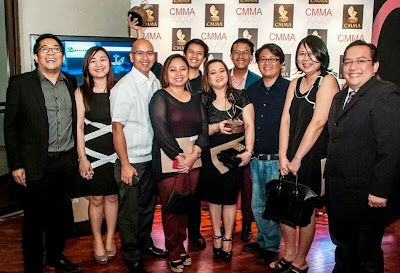 ABS-CBN Wins Big at the 35th CMMA