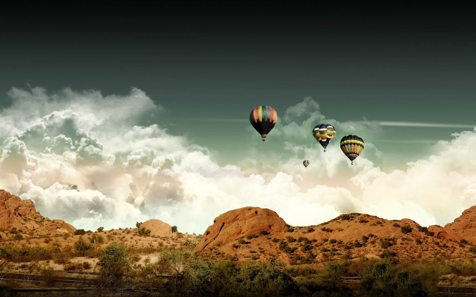 balloons wallpapers - photo #38