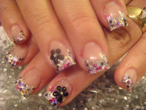 nail art happy nails