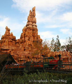 Disneyland Resort Anaheim Big Thunder Mountain Railroad